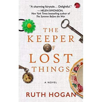 The Keeper of Lost Things [Large Print] - Hardcover NEW Hogan, Ruth 01/04/2017
