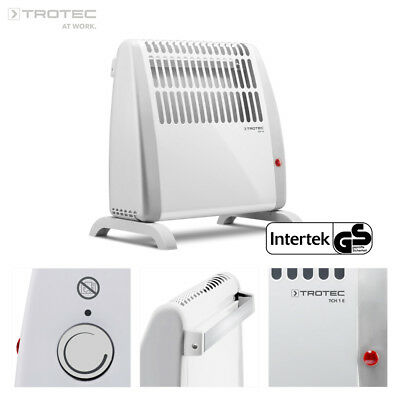 TROTEC Convector TCH 1 E | Portable Heater | Space Heater | Home Office | 520 W