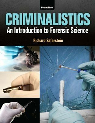 Criminalistics: An Introduction to Forensic Science 11th Edition (eb00k)