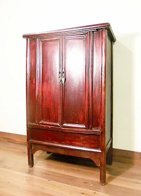 "Antique Chinese Ming ""MianTiao"" Cabinet (5604), Circa 1800-1849"