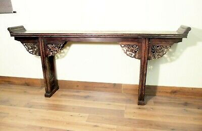 Authentic Antique Altar Table (5540), Circa 1800-1849