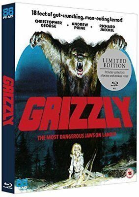 Grizzly  with Christopher George New (Blu-ray  2018)