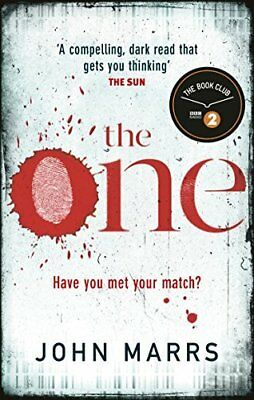 The One by John Marrs New Paperback Book