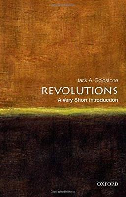 Revolutions: A Very Short Introduction New Paperback Book