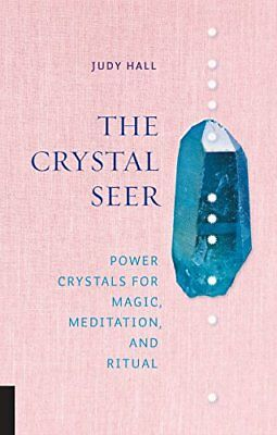 Crystal Seer by Judy Hall New Hardback Book