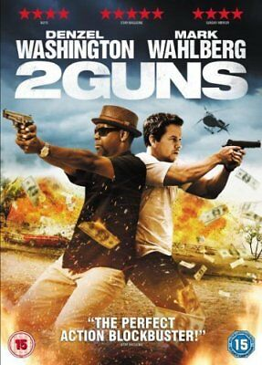 2 Guns  with Mark Wahlberg New (DVD  2013)