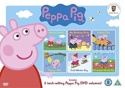 Peppa Pig - Selection Box  New (DVD  2013)