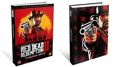 Guia Red Dead Redemption 2 Edicion Coleccionista Ps4 Xbox One En Castellano