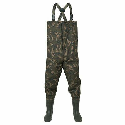 Fox Chunk LW Camo RS 10K Trousers Regenhose leicht robust 10.000 Wassersaeule Bekleidung