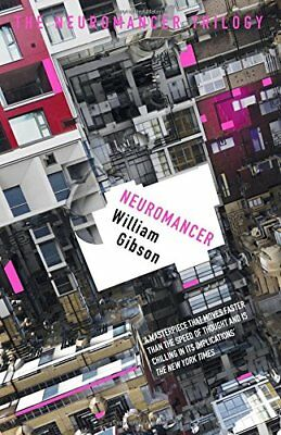 Neuromancer by William Gibson New Paperback / softback Book