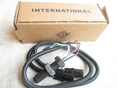 New Genuine International 1658556C91 Dual Lead Speedometer Sensor / Transmitter