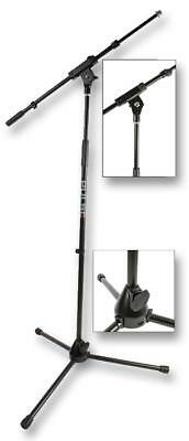 Pulse Microphone Stand with Adjustable Mic Boom Arm