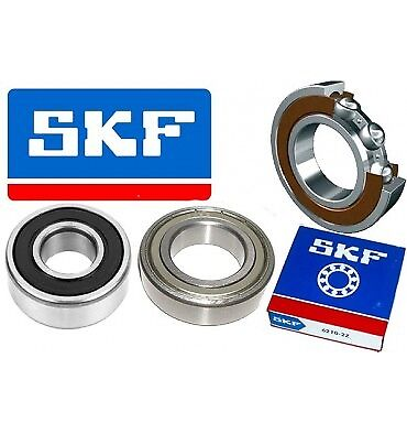 NIB SKF 6202 2Z BEARING METAL SHIELD 2 SIDES 62022ZC3GJN 6202ZZ 15x35x11 mm NEW