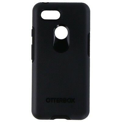 OtterBox Symmetry Series Hybrid Case for Google Pixel 3 Smartphone - Black