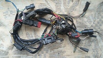 Evinrude Johnson Outboard Wiring Harness 40HP 50HP 70HP wiring harness for 35 hp johnson or evinrude outboard motor 1976