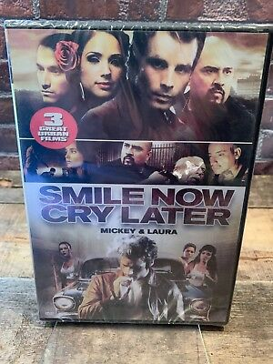 Smile Now Cry Later Mickey & Laura DVD NEW Sealed