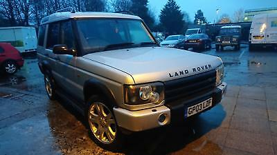 Land Rover Discovery 2.5Td5 ( 5 st ) GS Manual