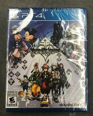 Kingdom Hearts HD 2.8 Final Chapter Prologue for PlayStaion 4  NEW PS4