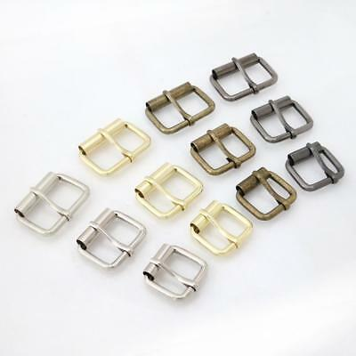Roller Heel Bar Buckle,for straps,purses,bags,Choose quantity Size & color (usa)
