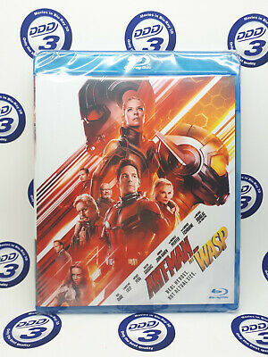 Ant-Man and the Wasp / Blu-Ray (1 disc set) Region Free + Bonus