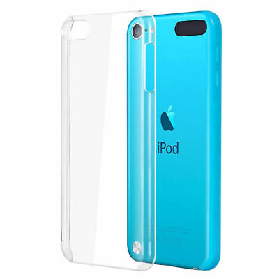 Coque rigide transparent pour iPod Touch 5, iPod Touch 6, iPhone 4, iPhone 4S