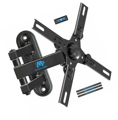 Mounting Dream TV Wall Bracket Monitor Mount with Full Motion Articulating Arm