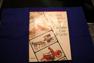 Spielzeugbuch * The World of Antique Toys *   Jac and Frederic Remise