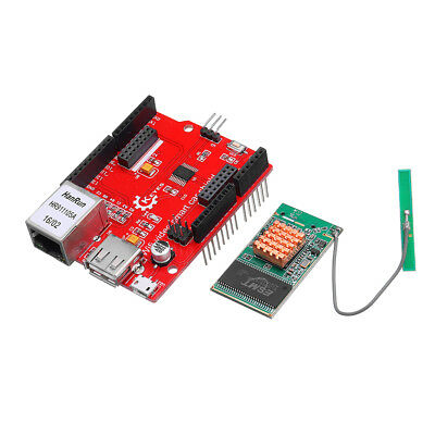 KEYS RT5350 Openwrt Router WiFi Wireless Video Expansion Board For Arduino