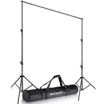 Neewer Photo Video Studio Adjustable Background Stand Backdrop Support System