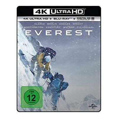 Everest 4K, 2 UHD-Blu-ray Blu-ray