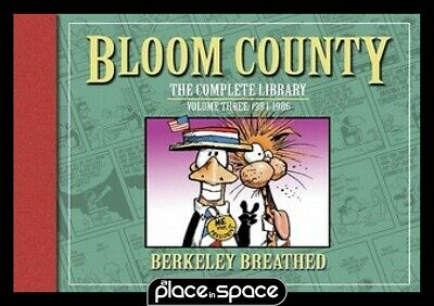 Bloom County Complete Library Vol 03 - Hardcover