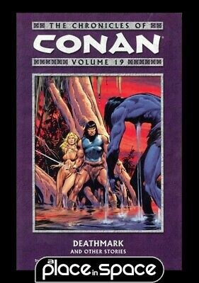 Chronicles Of Conan Vol 19 Deathmark - Softcover