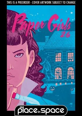 (Wk10) Paper Girls #26 - Preorder 6Th Mar
