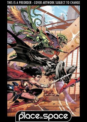 (Wk10) Justice League, Vol. 3 #19A - Preorder 6Th Mar