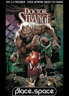 (Wk10) Doctor Strange, Vol. 5 #12B - Villains Variant - Preorder 6Th Mar