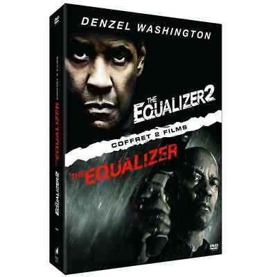 DVD Equalizer 1 + Equalizer 2 - Denzel Washington, Marton Csokas, Ashton Sanders