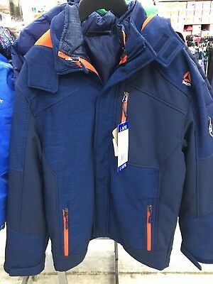 a873a1fb7418 SPIDER RECKON 321 Jacket Size Boys Large 14 16 NWT 3 In One -  89.00 ...