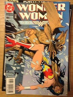 Wonder Woman issue 85 from April 1994 - discounted post
