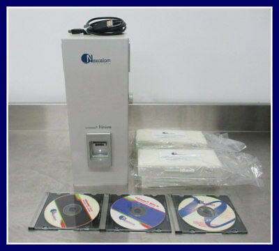 Nexcelom Bioscience Cellometer Vision Trio Cell Counter w/ T4 Software