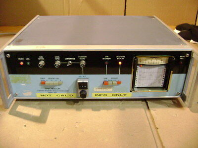 Spectracom Standard Frequency Receiver Model 8161 L@@K!