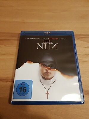 The Nun [Blu-ray] 1xangeschaut
