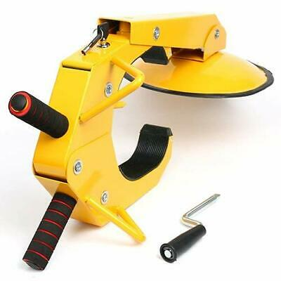 NEW! Wheel Tire Boot Lock Clamp Claw For Car RV Boat Truck Trailer Anti Theft US