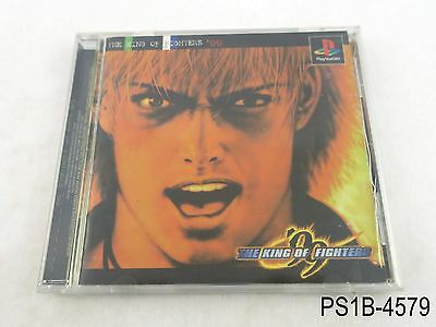 The King of Fighters 99 Playstation 1 Japanese Import PS1 Japan JP US Seller B