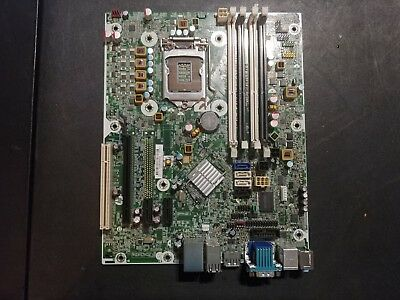 Lot Of 10 HP 615114-001 611794-001 6200 Pro SFF  Motherboard