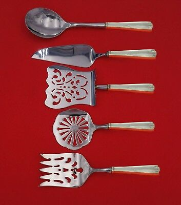 Etruscan by Gorham Sterling Silver Brunch Serving Set 5-Piece HH WS Custom Made