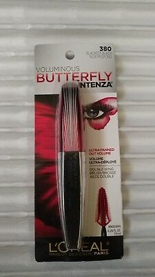 7d8c0e69785 L'OREAL PARIS VOLUMINOUS Butterfly Sculpt Waterproof Mascara - Black ...