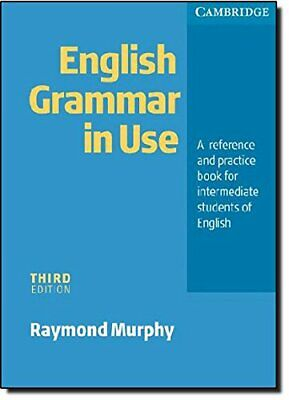 English Grammar In Use without Answers: A Refere... by Murphy, Raymond Paperback