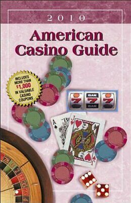American Casino Guide by Bourie, Steve Book The Cheap Fast Free Post
