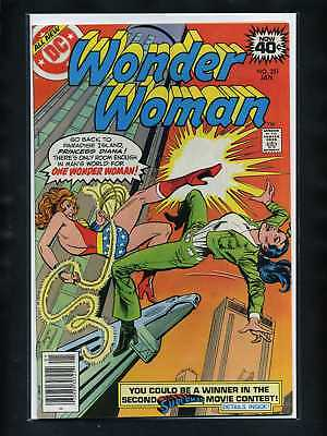 Wonder Woman (V1) #251 VF 1979 DC Orana Dies Comic Book
