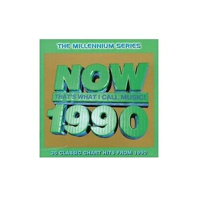 Various Artists - Now That's What I Call Music 1990... - Various Artists CD M2VG